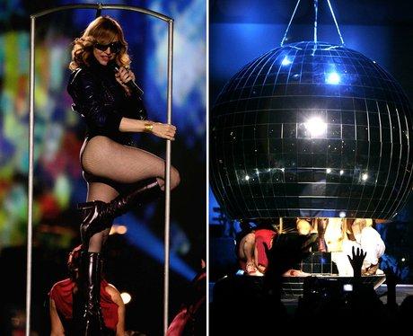Madonna MTV EMA's