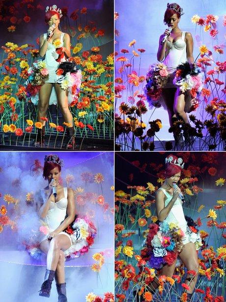 Rihanna MTV EMA's