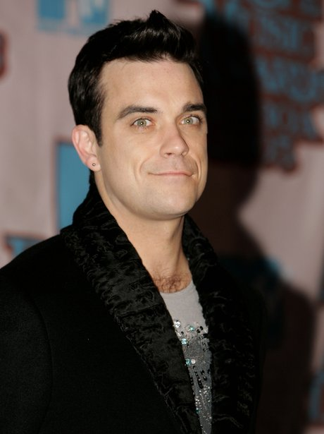 Robbie Williams MTV EMA's