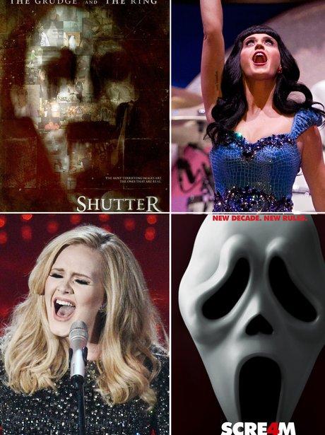 Scary Movie Or Pop Lyric