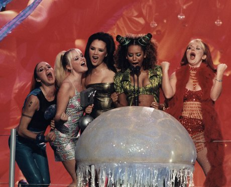 The Spice Girls MTV EMA