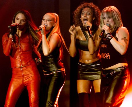 The Spice Girls MTV EMA's