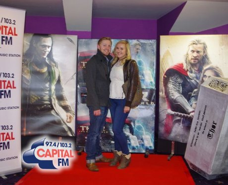 Thor Cardiff Premiere