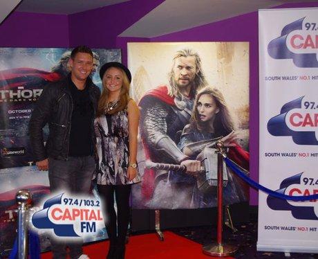 Thor Cardiff Premiere