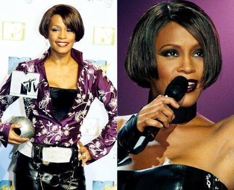 Whitney Houston MTV EMA's