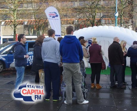 Cwmbran Shopping Car Giveaway
