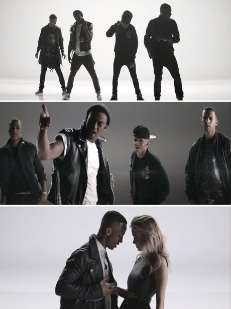 JLS hottest girl in the world video