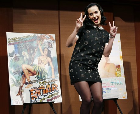 Katy Perry in Japan