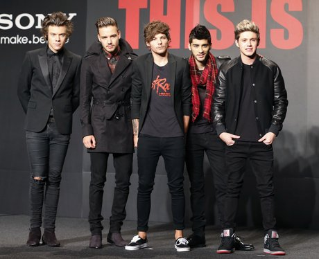 One Direction in Japan