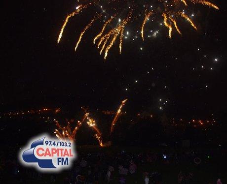 Ponty Fireworks 2013