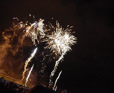 Rainbows Bonfire & Fireworks