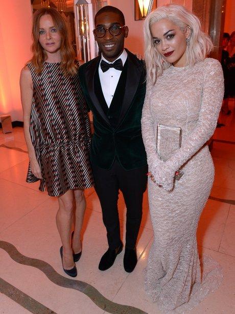 Rita Ora attends Harper's Bazaar Awards
