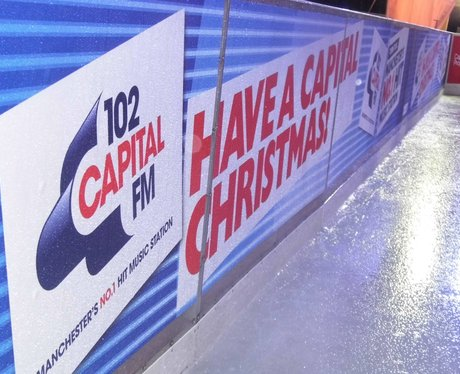 Spinningfields Ice Rink Manchester (Day 2)