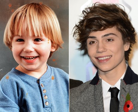 George Shelley Baby Picture