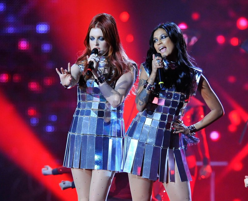 Icona Pop MTV EMA 2013