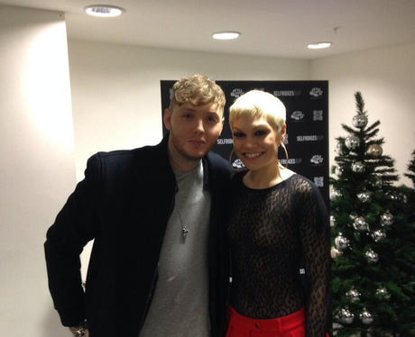 James Arthur and Jessie J