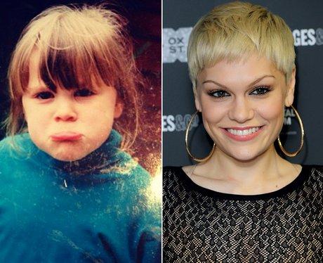 Jessie J Baby Picture