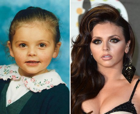Jesy Nelson Baby Picture