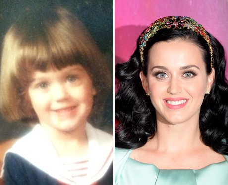 Katy Perry Baby Picture