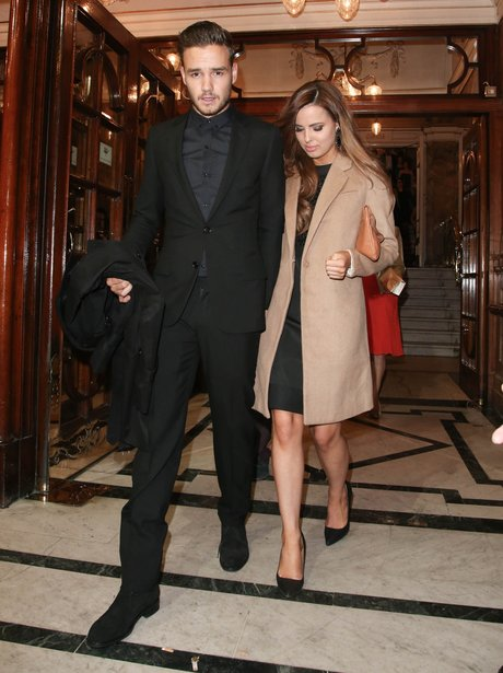Liam Payne with his new girlfriend