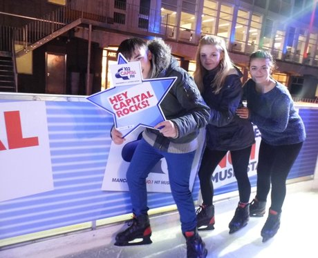 Spiningfields Ice Rink Manchester