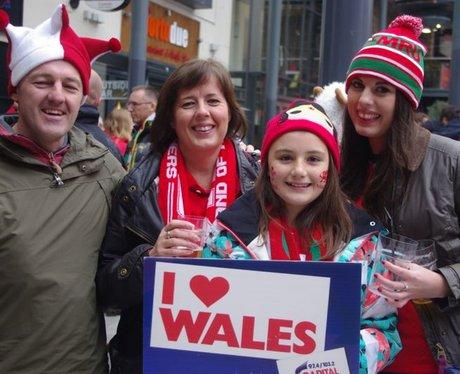 Wales v Argentina