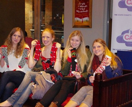 Capital Presenters take over Nando's