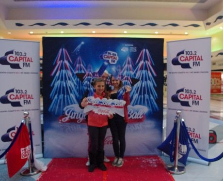 Capital Xmas at Fareham Shopping Centre