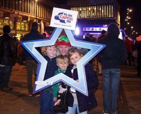 Derby Christmas Lights