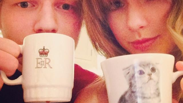 POP BFFs! 24 Reasons We LOVE The Friendship Between Ed Sheeran & Taylor Swift