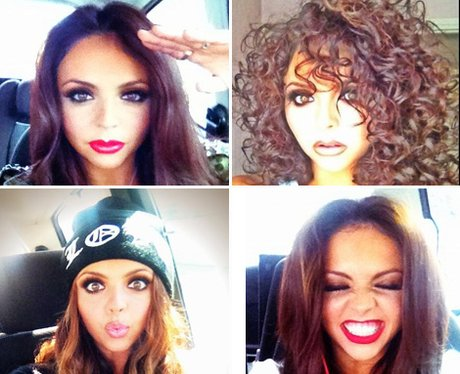 Jessie Nelson selfies