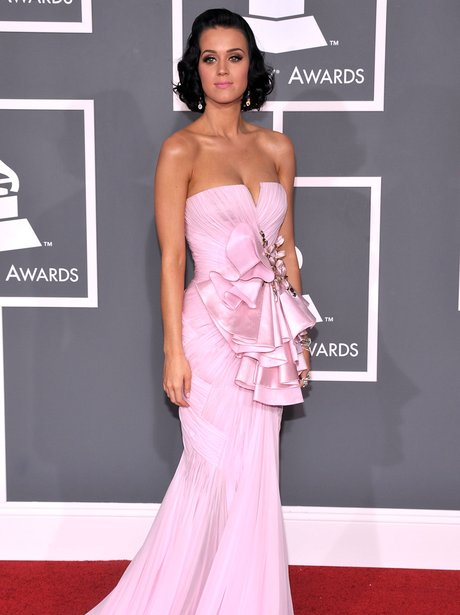 Katy Perry at the Grammy Awards 2009