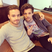 Image 1: Liam Payne and Louis Tomlinson relax together