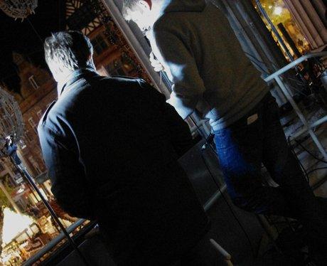 Nottingham Xmas Light Switch On