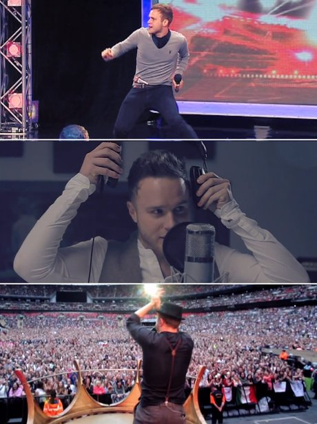 Olly Murs' 'Right Place Right Time' Music Video