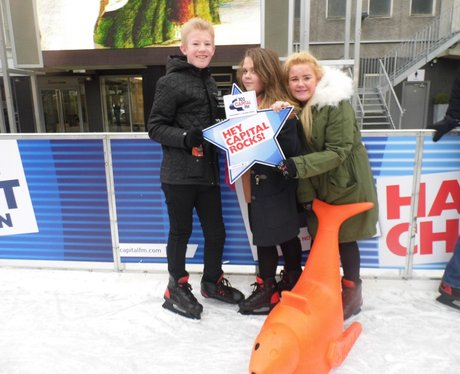 Spinningfields Ice Rink 23/11/2013