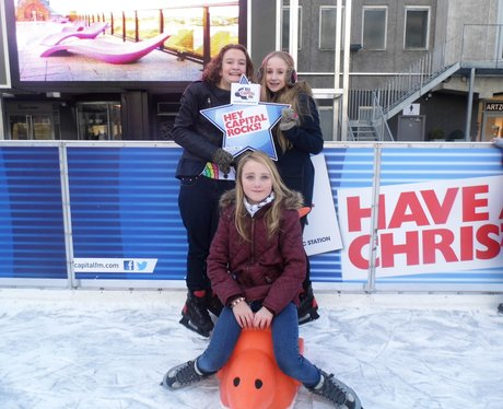 Spinningfields Ice Rink 23/11/2013 Part2