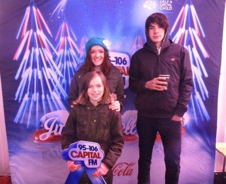 Spinningfields Ice Rink 23/11/2013 Part2