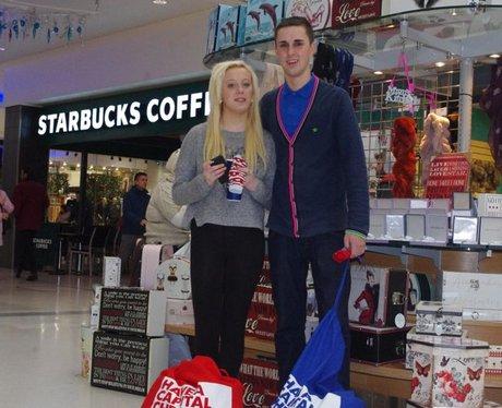 Xmas comes to Cascades Shopping Centre