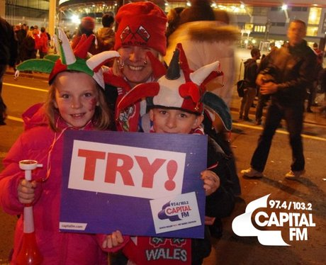 Autumn Internationals: Wales v Tonga
