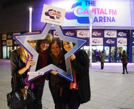 Bruno Mars at The Capital FM Arena