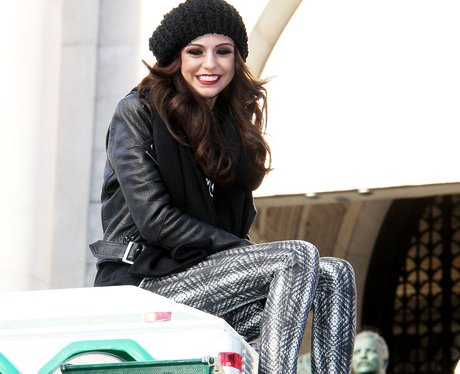 Cher Lloyd Thanksgiving