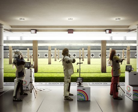 The Barry Buddon Shooting Centre