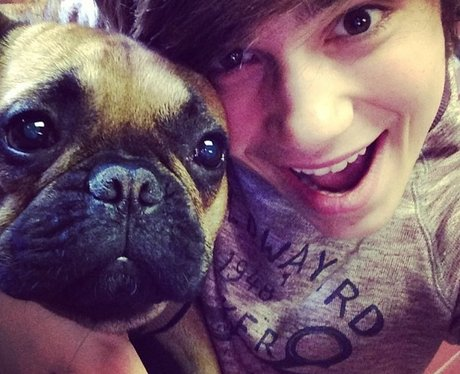 George Shelley Union J Dog Instagram
