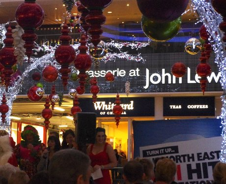 Intu Eldon Square Christmas Lights
