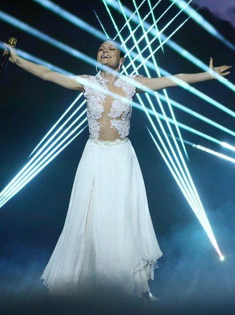 Jessie J The Royal Variety Show 2013