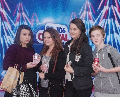 Jingle Bell Ball Shopping Centre Giveaway
