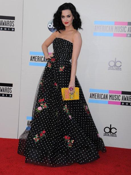 American Music Awards 2013 Red Carpet