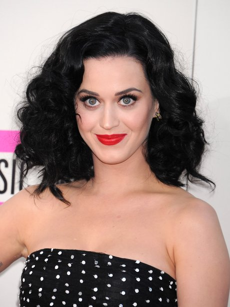 Katy Perry American Music Awards 2013 Red Carpet