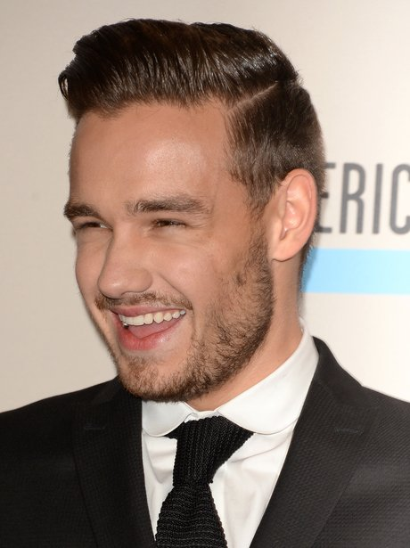 Liam Payne American Music Awards 2013 Red Carpet